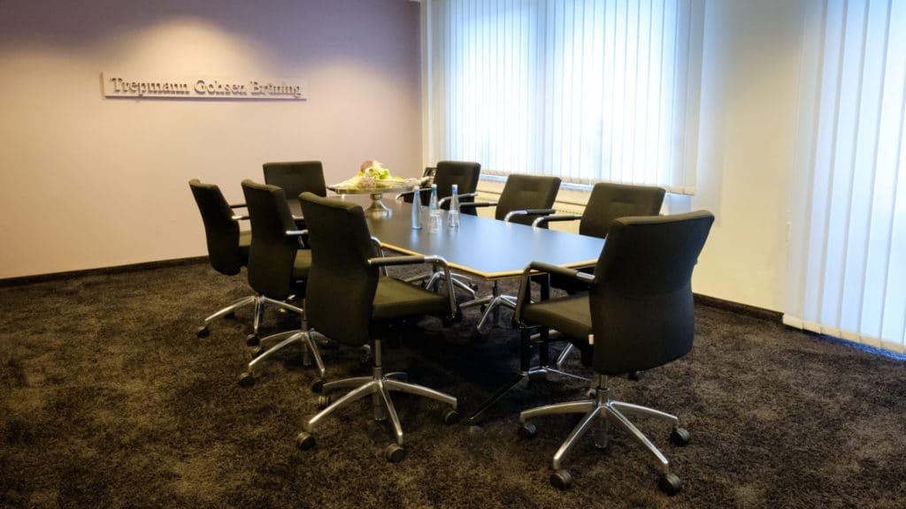 Büro der Trepmann Gohsen Brüning Steuerberater Rechtsanwalt PartGmbB