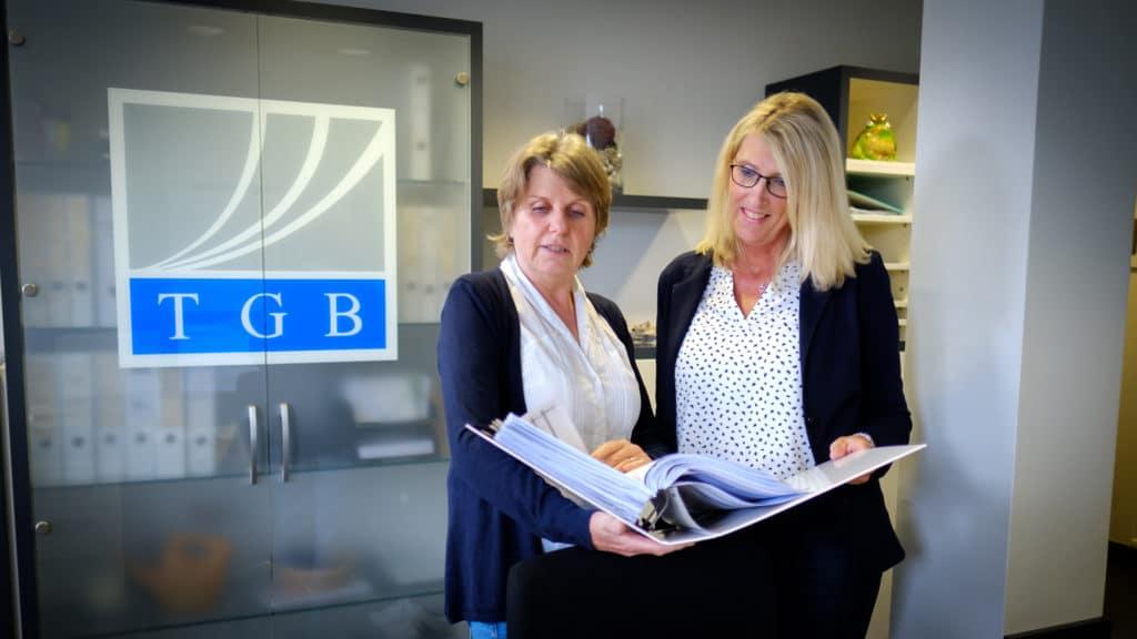 Mitarbeiterin der Trepmann Gohsen Brüning Steuerberater Rechtsanwalt PartGmbB