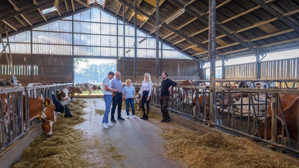 Landwirtschaftliche Mandanten der Trepmann Gohsen Brüning Steuerberater Rechtsanwalt PartGmbB