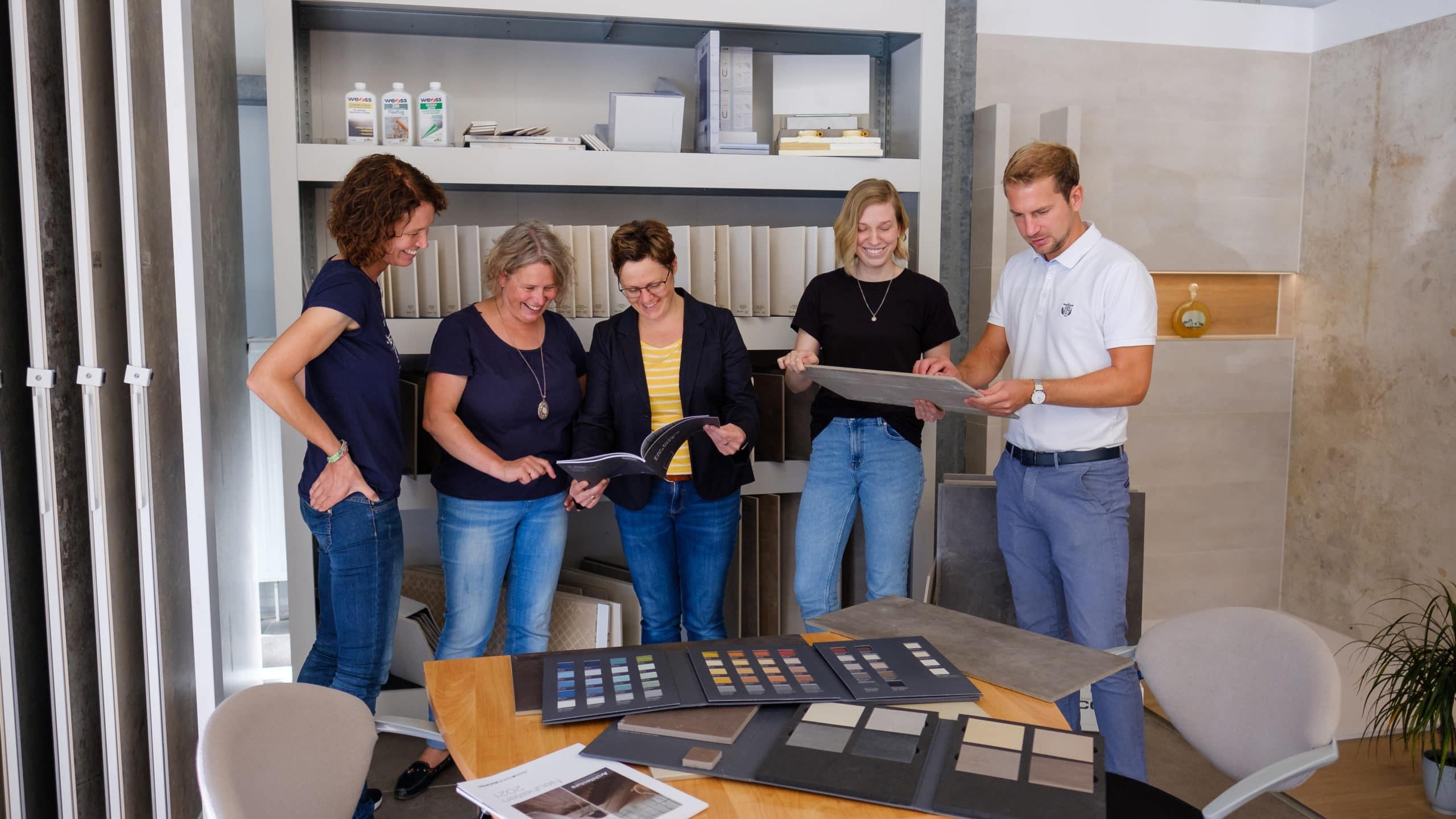 Das team der Trepmann Gohsen Brüning Steuerberater Rechtsanwalt PartGmbB